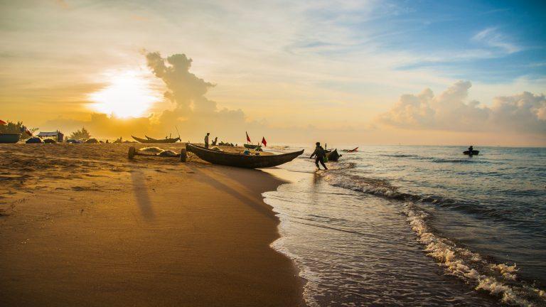Bãi biển Hồ Cốc Xuyên Mộc, Bà Rịa – Vũng Tàu
