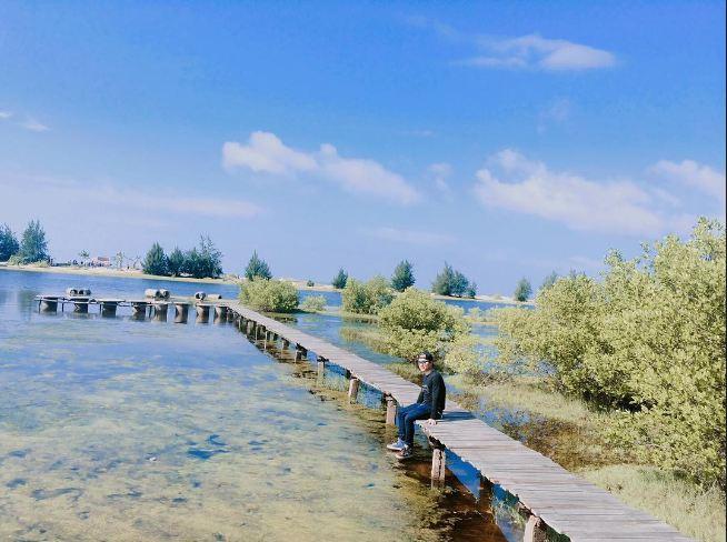 Chiêm ngưỡng cảnh đẹp Hồ Cốc