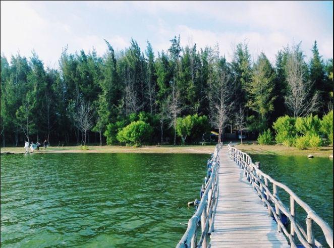 Du lịch bụi Hồ Cốc – Một địa điểm du lịch Vũng Tàu đẹp