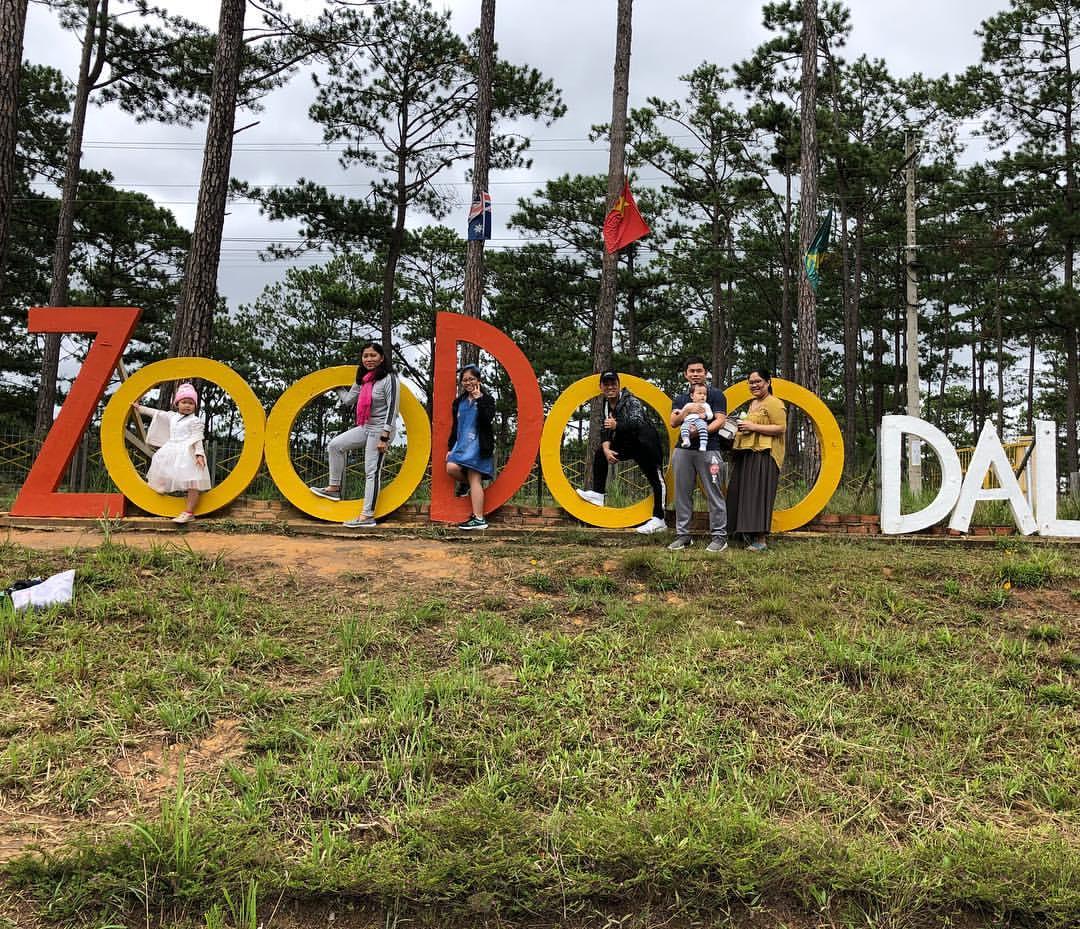 Zoo Doo – Tiểu Khu 94A, Xã Đạ Nhim, Lạc Dương