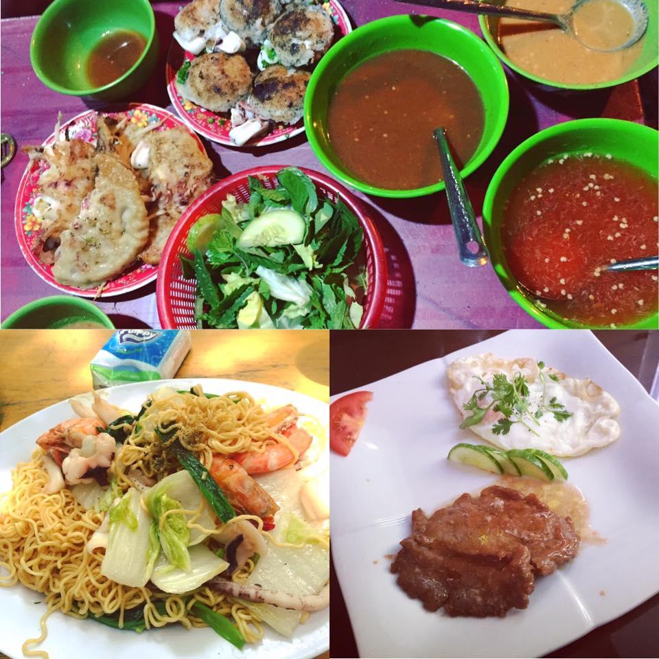 Những món ăn thú vị tại vùng đất Ninh Thuận