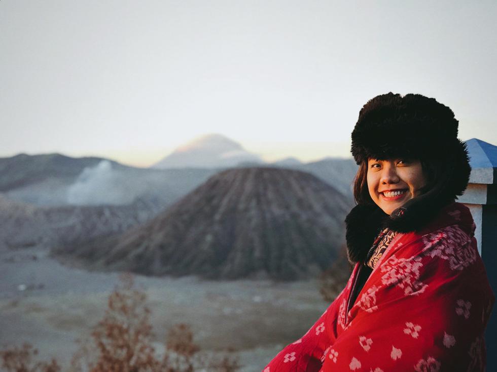 Chuyến đi Bromo là một trải nghiệm khó quên trong những ngày tháng rong chơi - Ảnh: NGÔ HOÀNG ANH