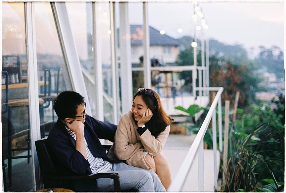 A place like no other Dalat café – Hoàng Hoa Thám