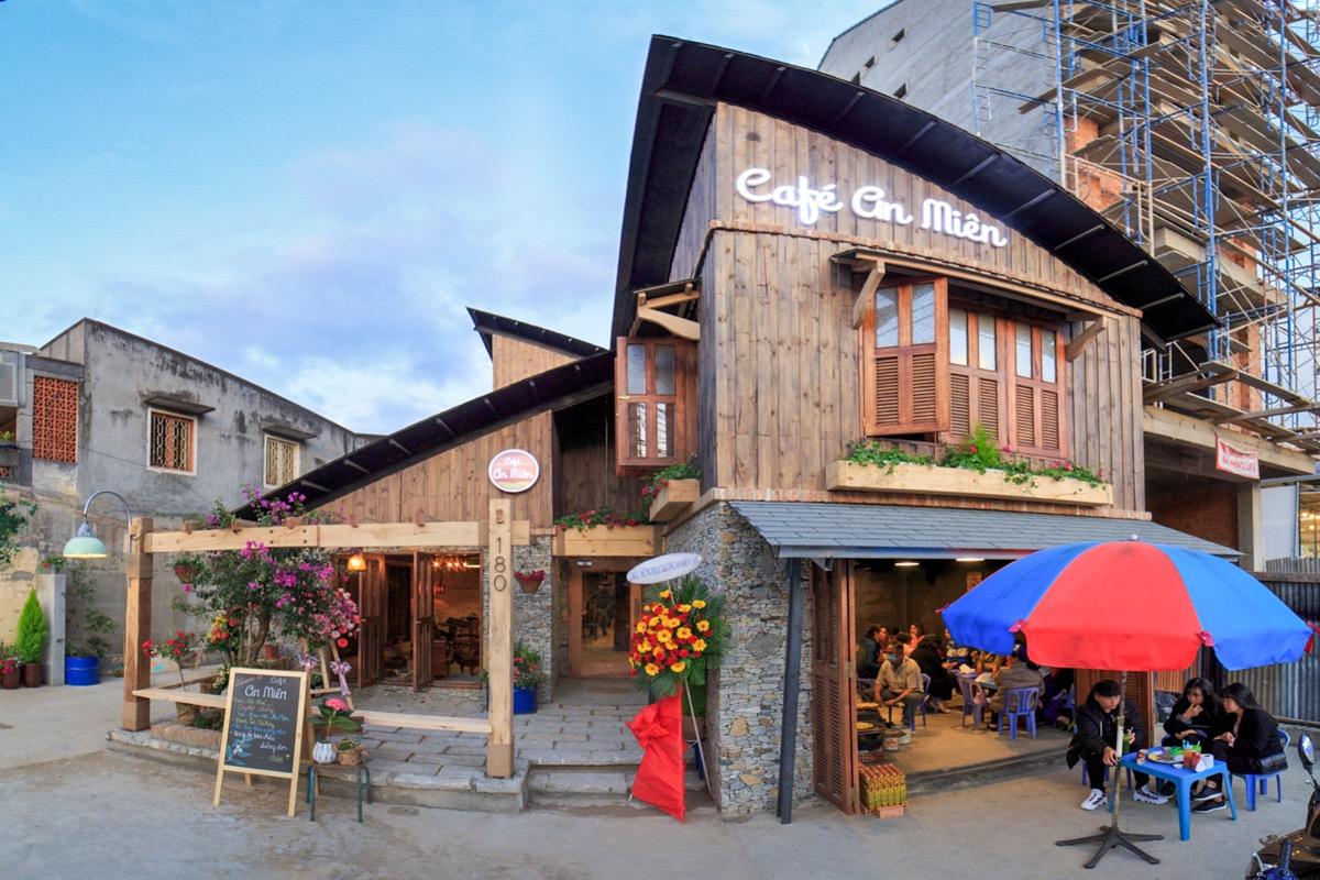 Cafe An Miên – 180 Bùi Thị Xuân