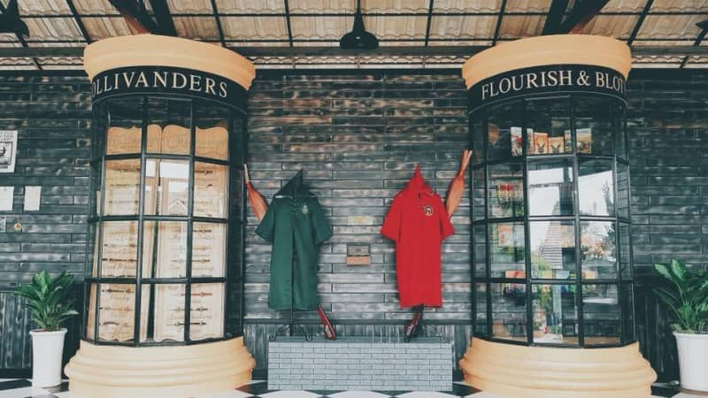 Harry Potter Café – 23 Ngô Văn Sở