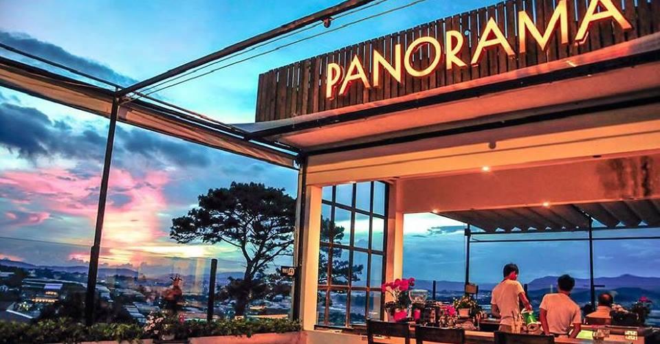 Panorama café – Vòng Xoay 723, Trại Mát