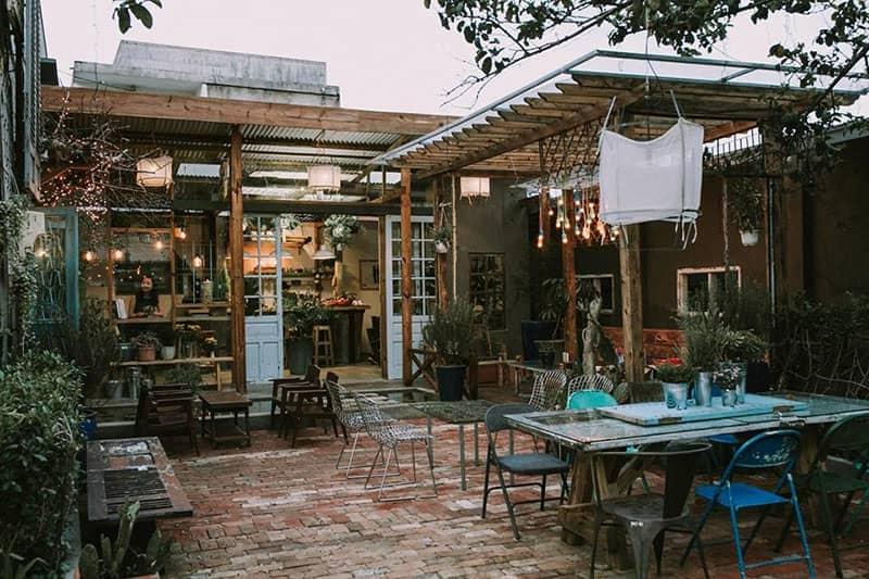 Route' 66 Café – 66 Thi Sách