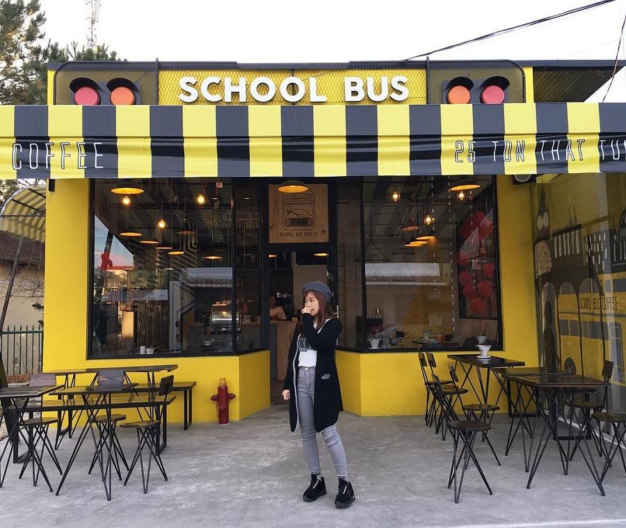 School Bus Coffee – 25A Tôn Thất Tùng