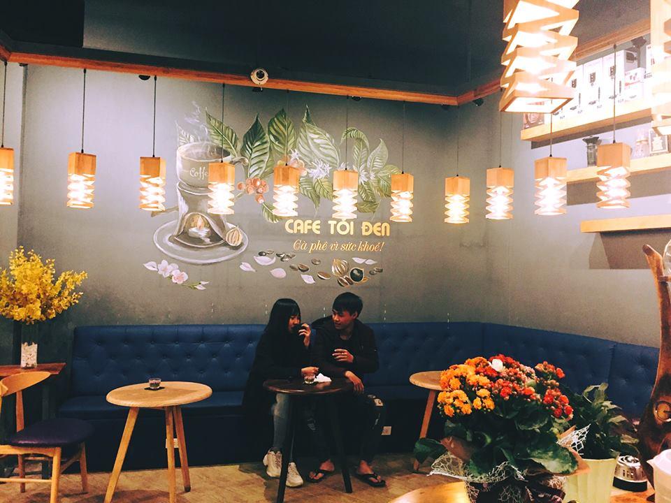 Tỏi đen café – 90 Bùi Thị Xuân