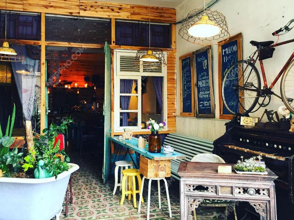 Bicycle up – 82 Trương Công Định