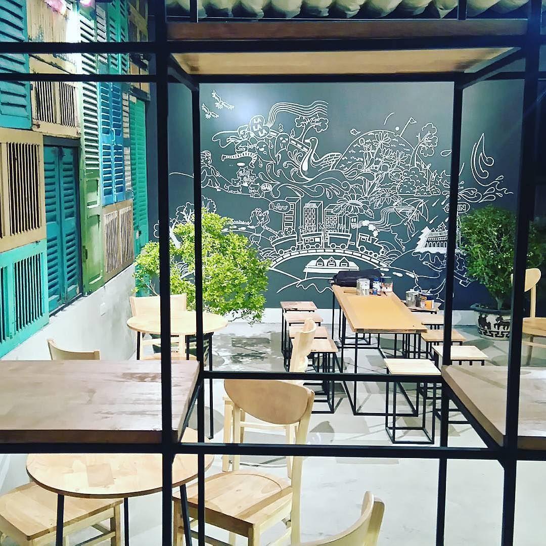 Maybe Blue Café – 5 Đường Lê Hồng Phong