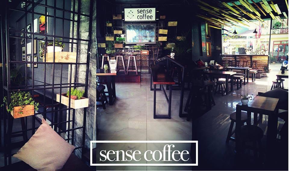 Sense Coffee – Lô 1 Tô Ngọc Vân