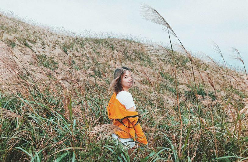 Đồi cỏ lau cũng là một trong những nơi cho bạn nhũng điều mới mẻ khi đến Bình Ba