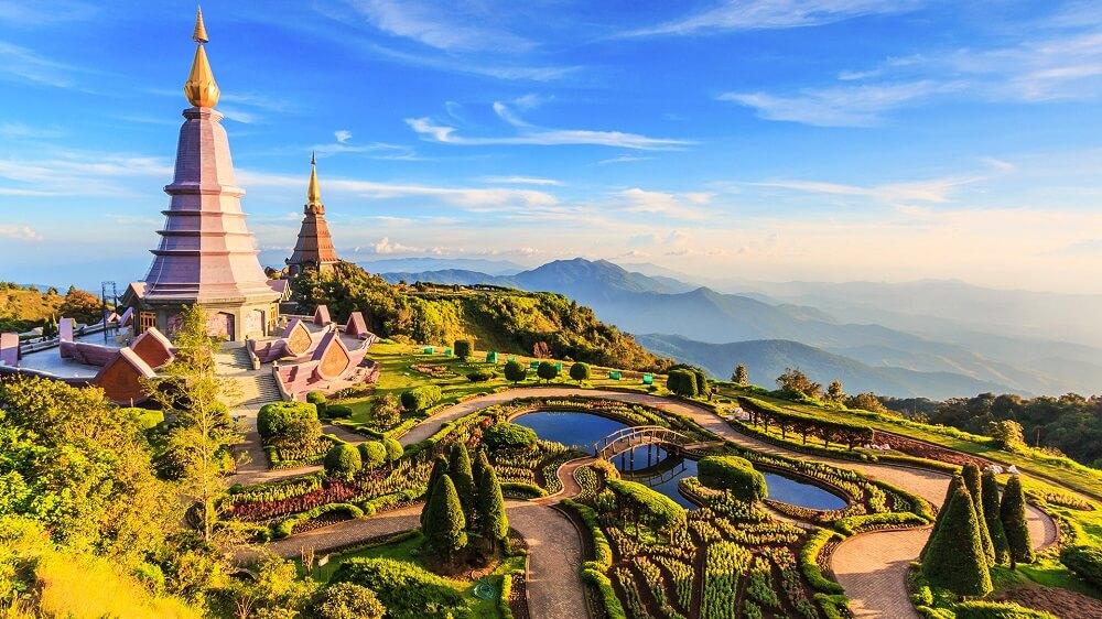 Đồi Doi Inthanon – ngọn đồi đẹp nhất Chiang Mai