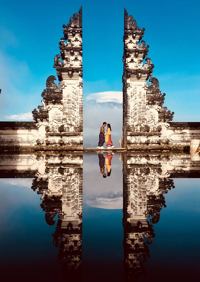 Gate of Haven - Bức ảnh rất đặc trưng của Bali