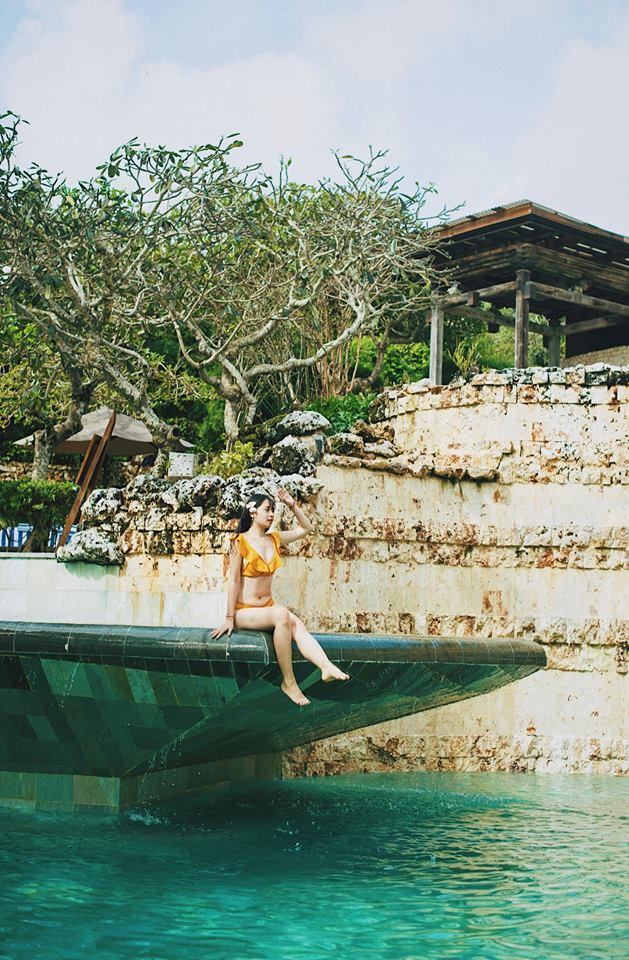 RiverPool at Ayana Resort Hồ bơi chỉ cho chụp ảnh vào khung giờ 7am-9am và sau 5pm nếu muốn chụp ảnh các bạn hãy lưu ý 2 khung giờ trên nhé