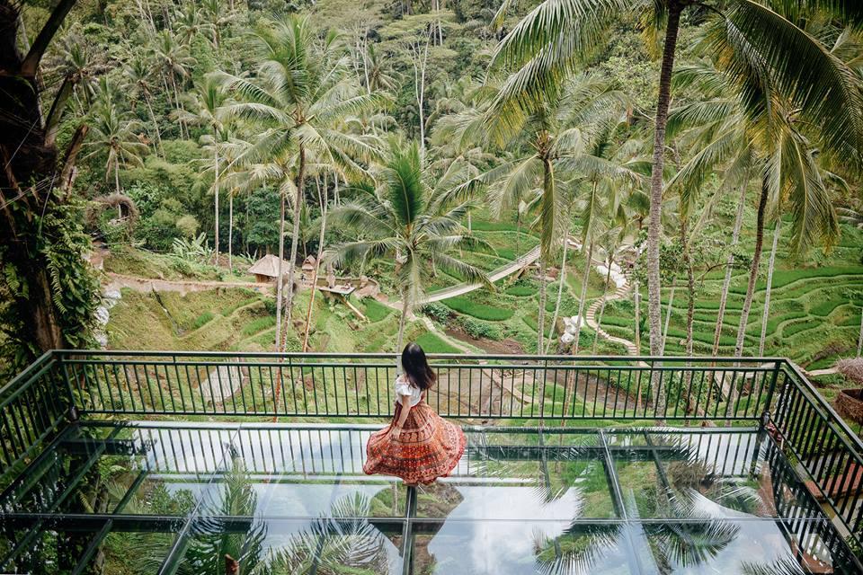 Tegallalang Rice Terraces - Ruộng bậc thang ở Bali