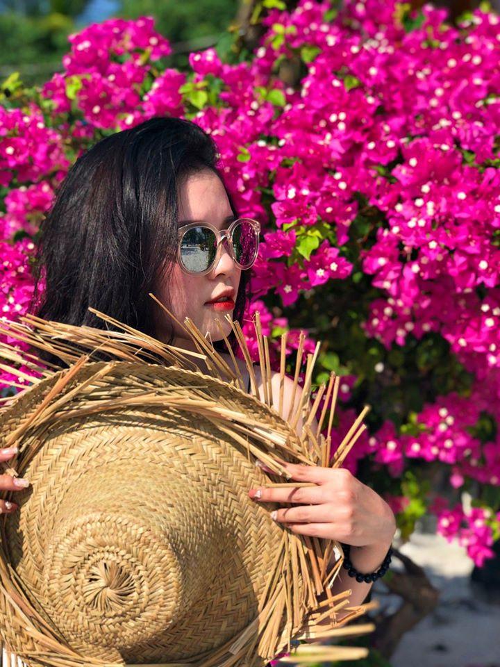Bụi hoa sống ảo ở Leng Meng Bungalow, Saracen Bay, Kohrong Saloem