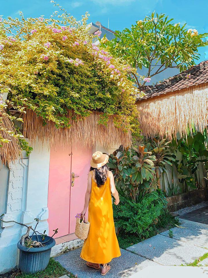 Arli villa tại Kuta 2 phòng ngủ sạch sẽ, tiện lợi và rất đẹp kể cả nhà tắm cũng siêu xinh