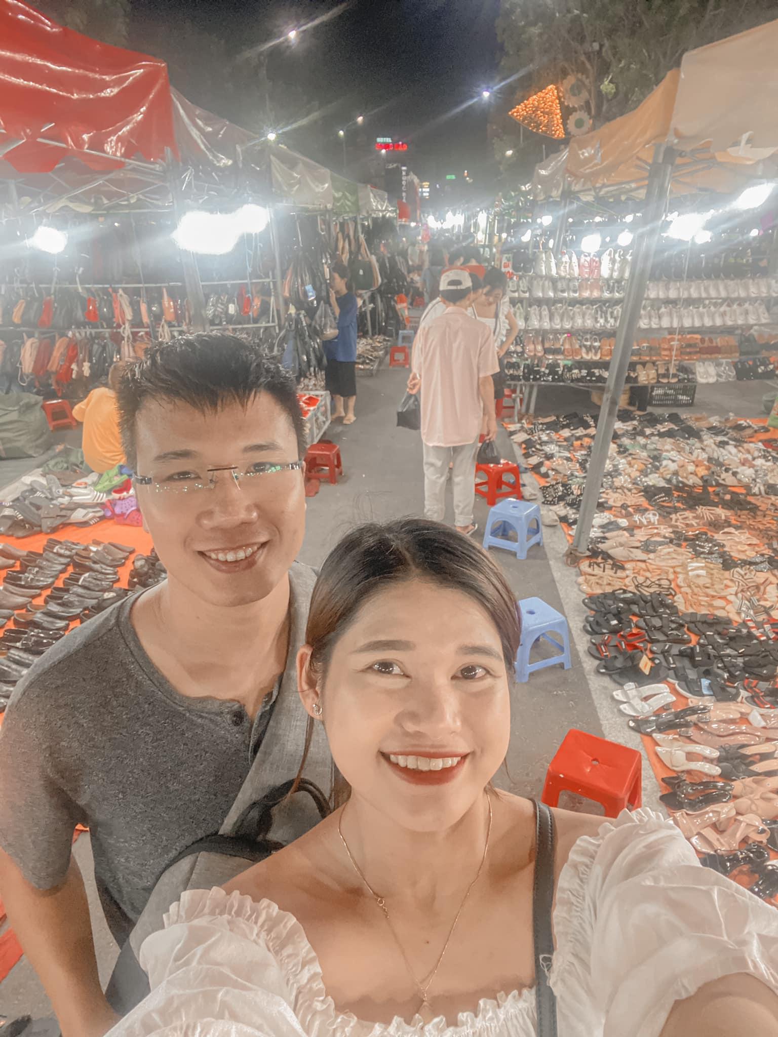 Chợ đêm Quy Nhơn, đồ quá trời rẻ