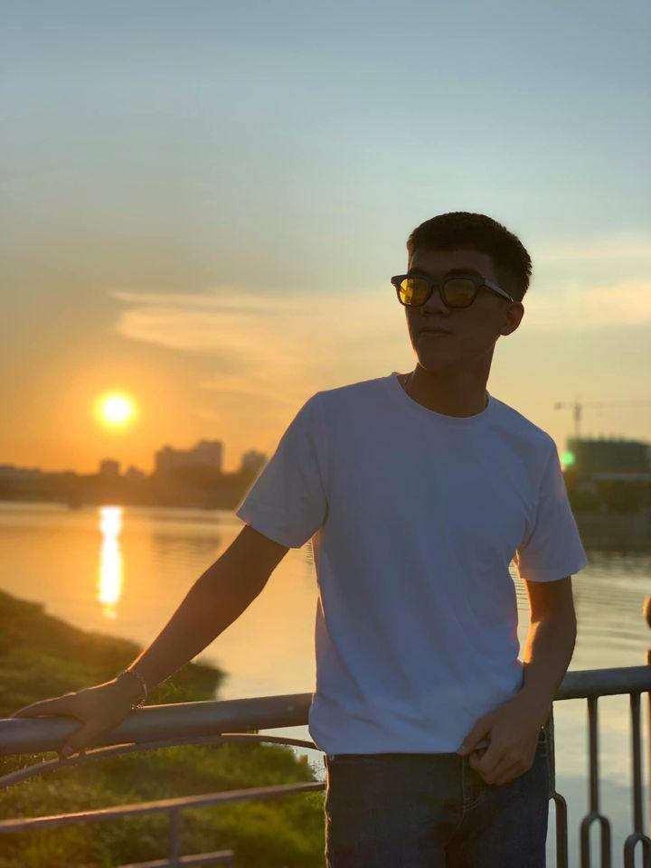 5h sáng ra đón bình minh ở cầu Phú Xuân bao đẹp nha
