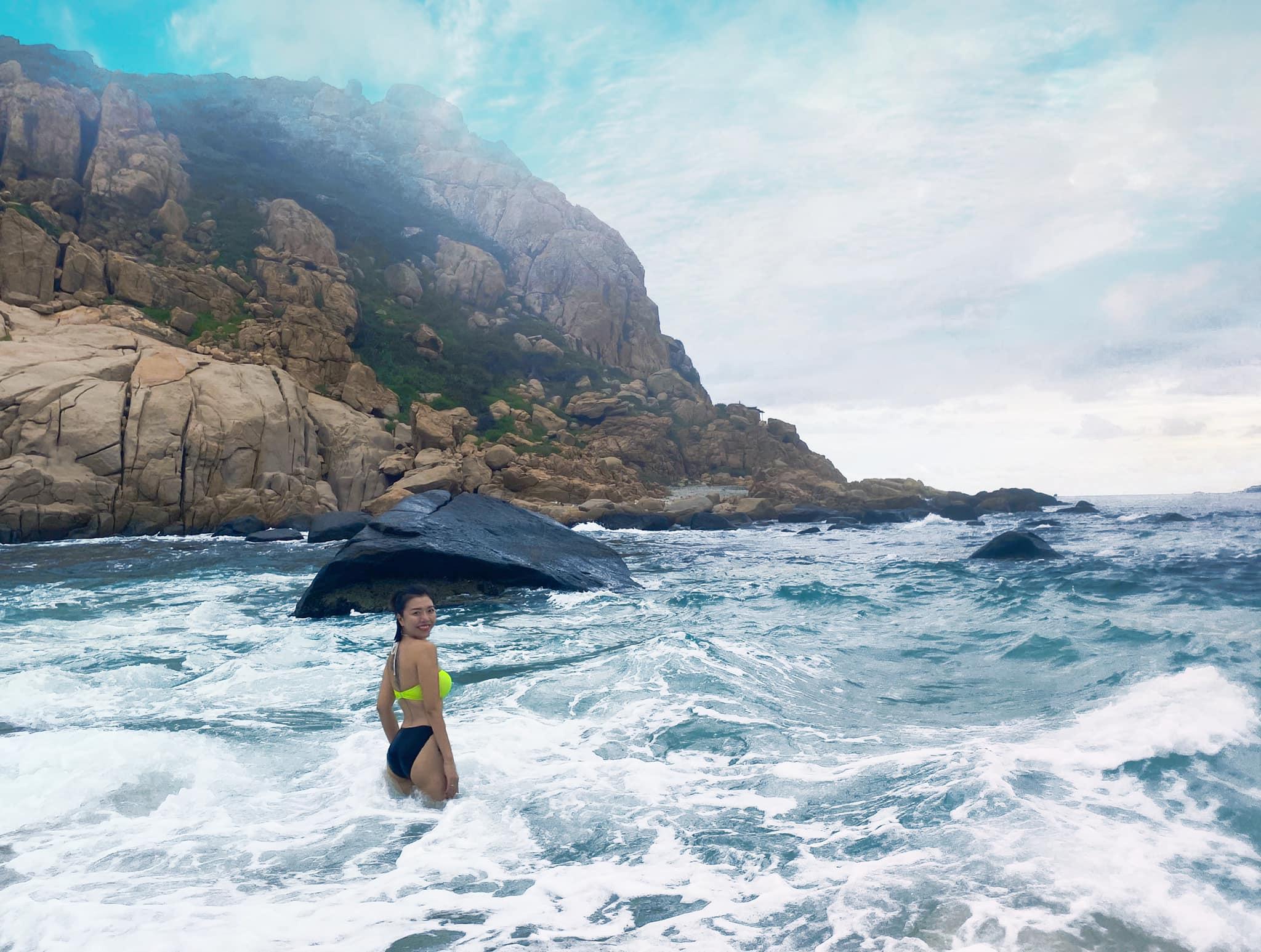 Vịnh Vĩnh Hy – 1 trong 4 vịnh đẹp nhất Việt Nam, tuân cuồng chân, tuancuongchan, dulichchat, du lịch chất