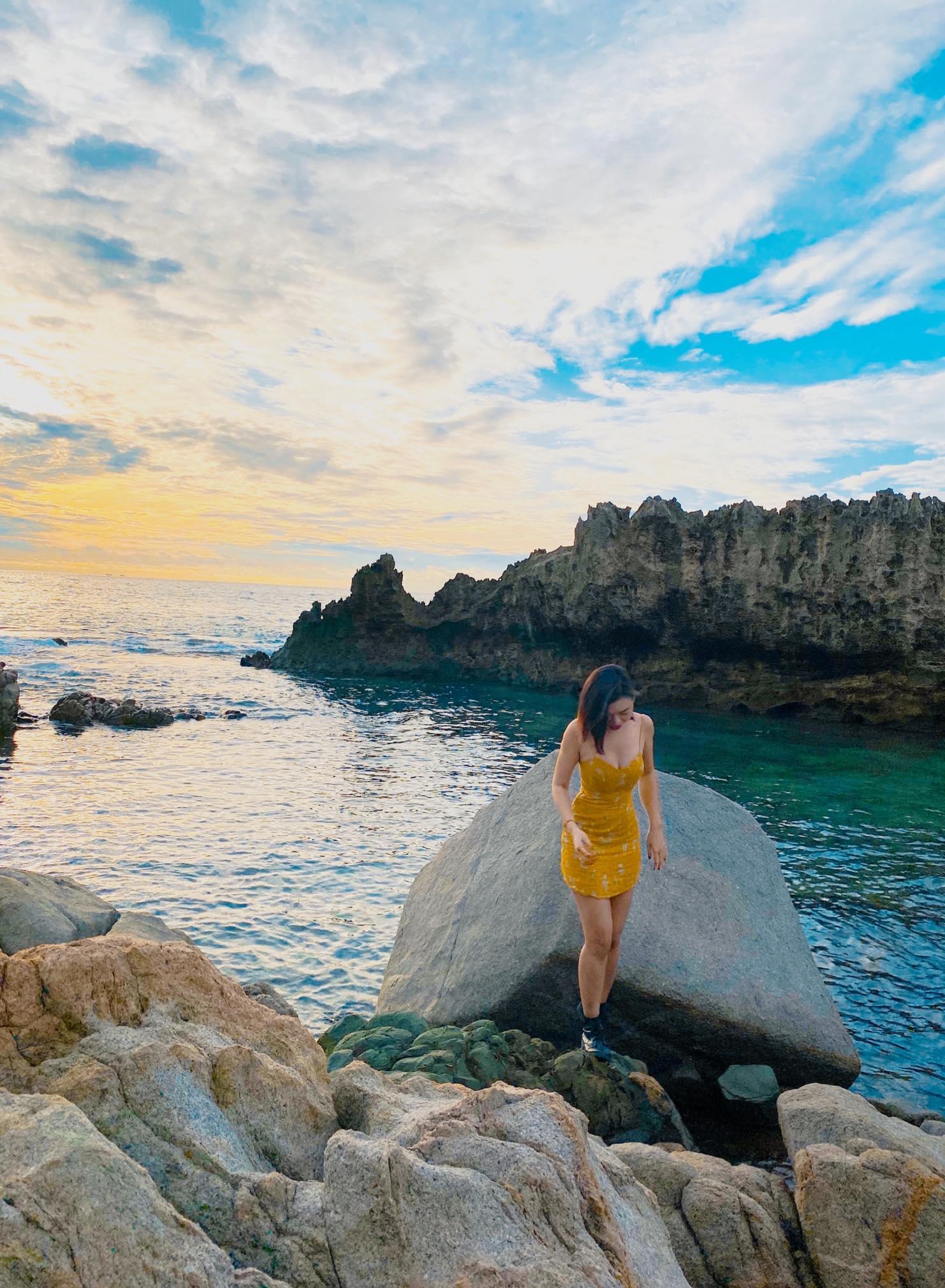 Hang Rái, Ninh Thuận, du lịch biển, du lịch chất, tuân cuồng chân