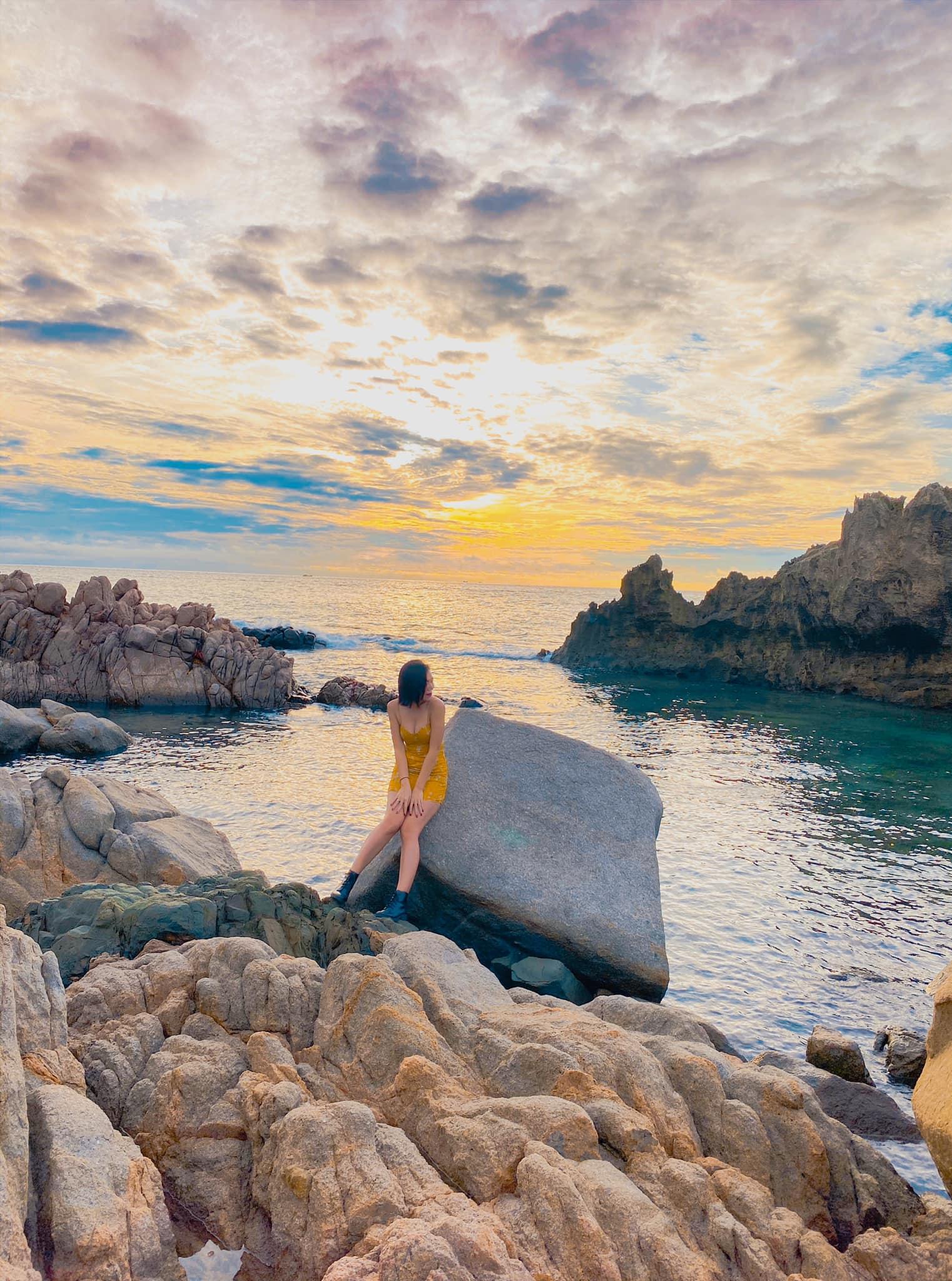 Hang Rái, Ninh Thuận, du lịch biển, du lịch miền Trung, du lịch mùa hè