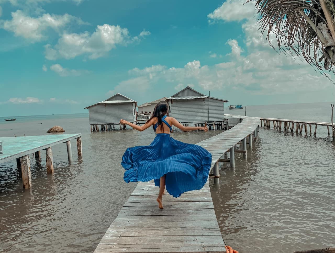 """Lotus Home Phú Quốc – Homestay """"hoa sen"""" nổi giữa biển – xứng danh Maldives Việt Nam, tuancuongchan"""