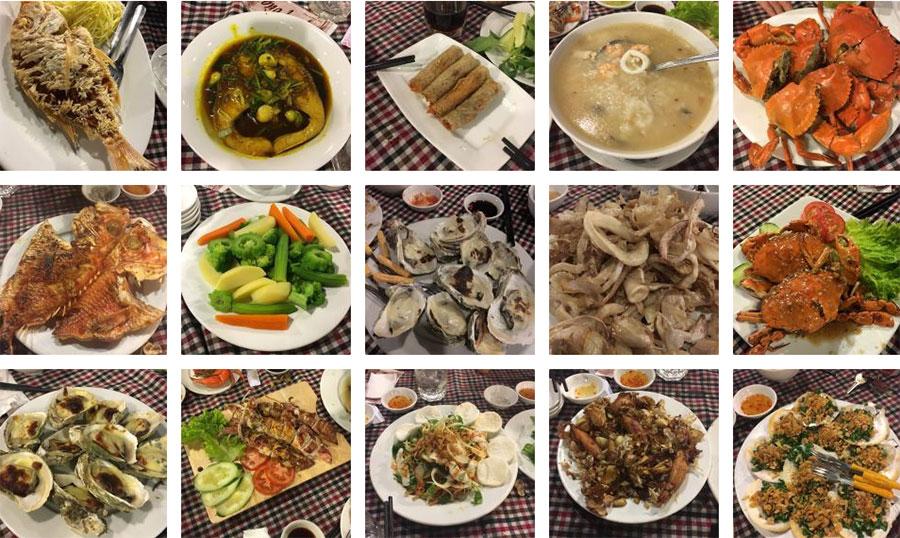 Nhà hàng hải sản Cây Dừa