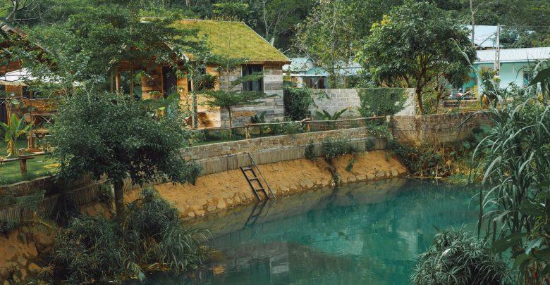 House By Lake Mộc Châu