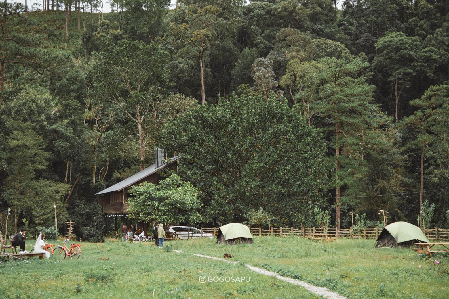 Sống chầm chậm giữa thiên nhiên – Dalat Camp