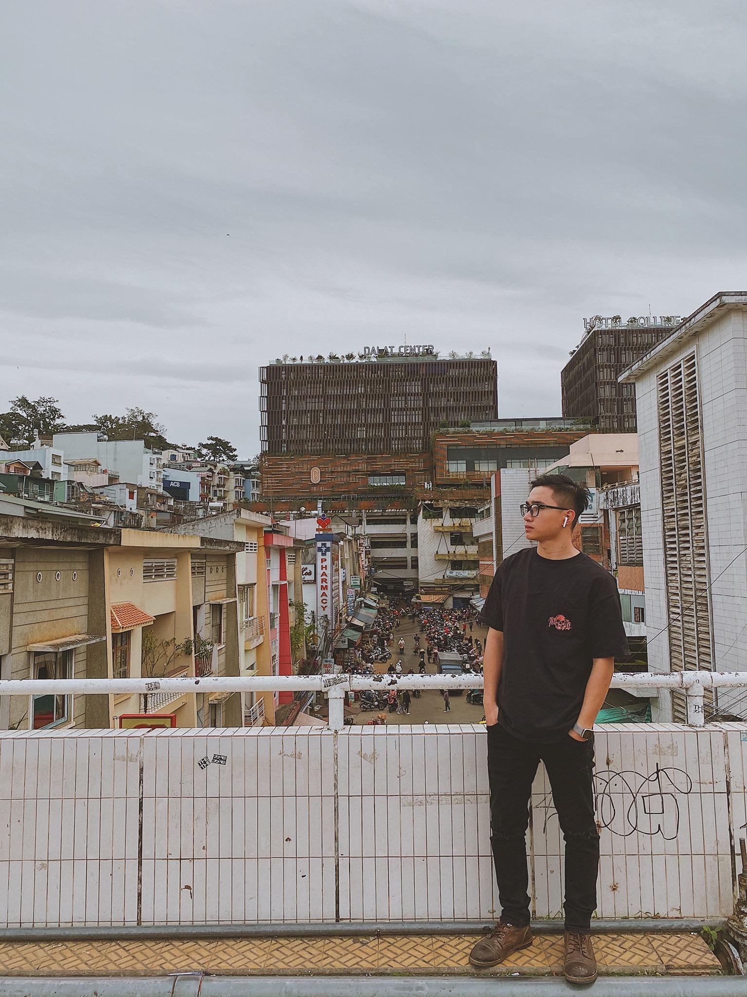 Qua ngay view HONGKONG bên hông ĐÀ LẠT để check in ngay gần