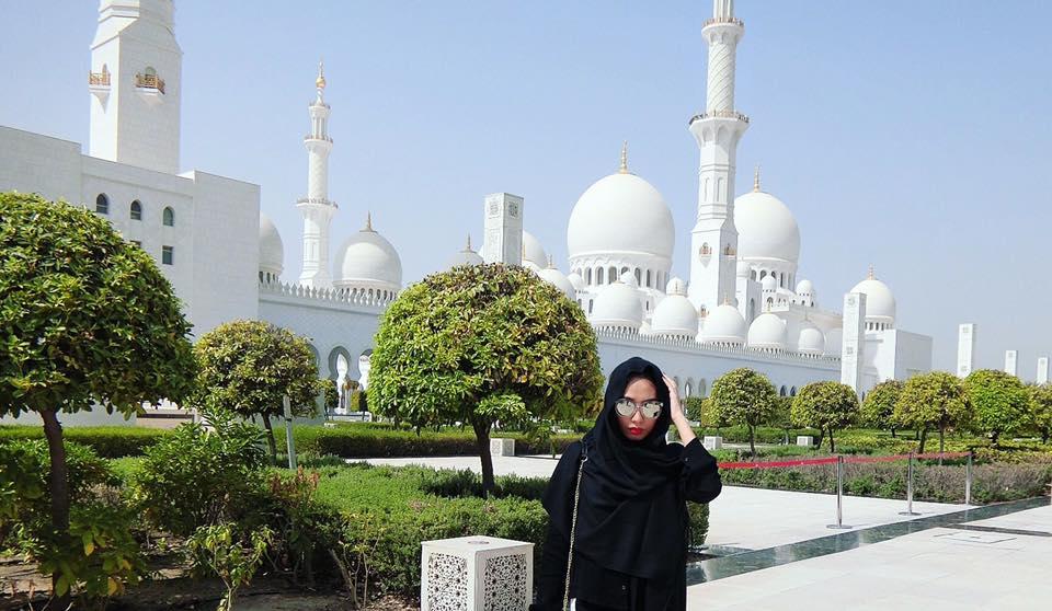 Lý Anh Thư ở Dubai. ravelholic Lý Anh Thư, dulichchat, du lịch chất, blog du lịch, tuân cuồng chân blogger