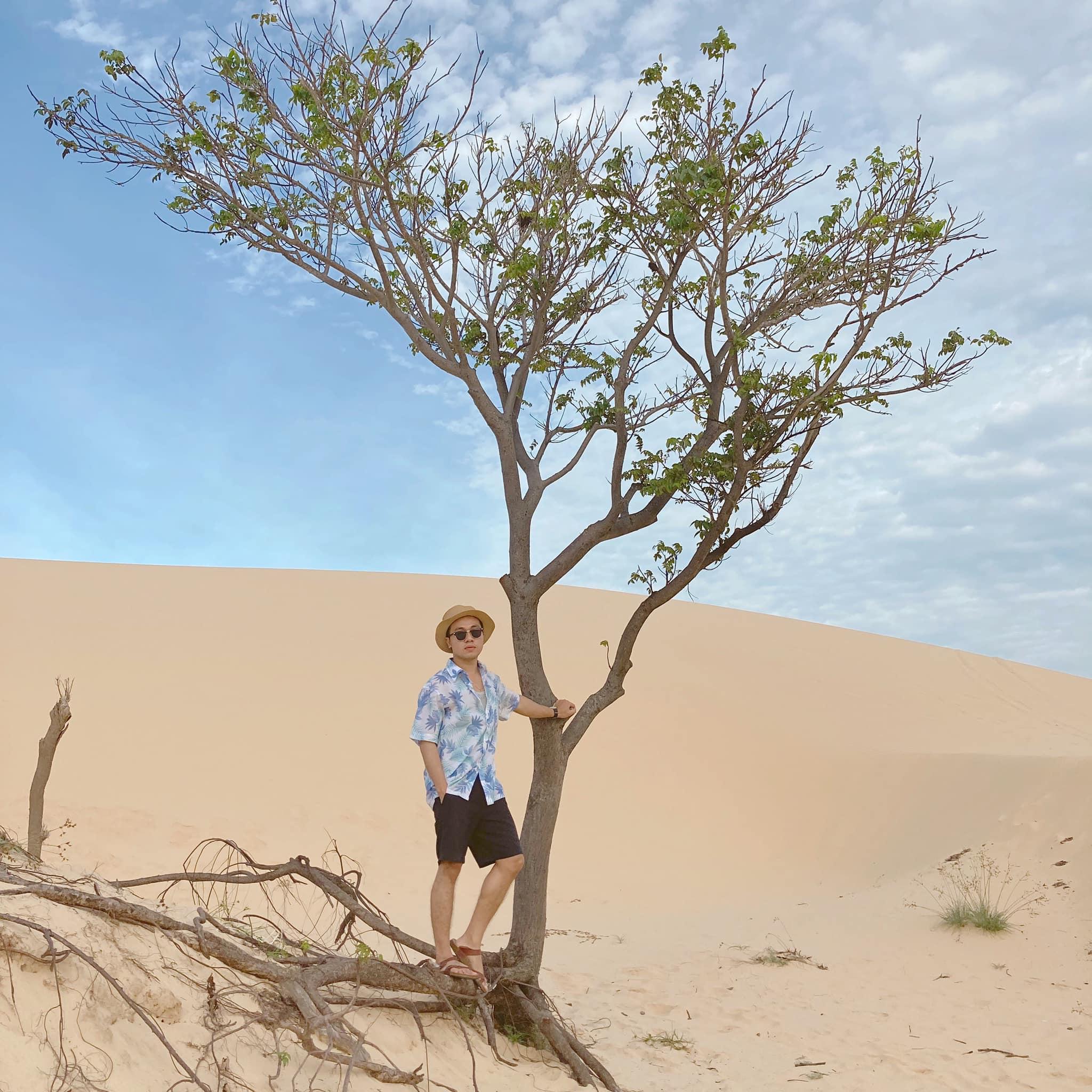 Đồi cát trắng