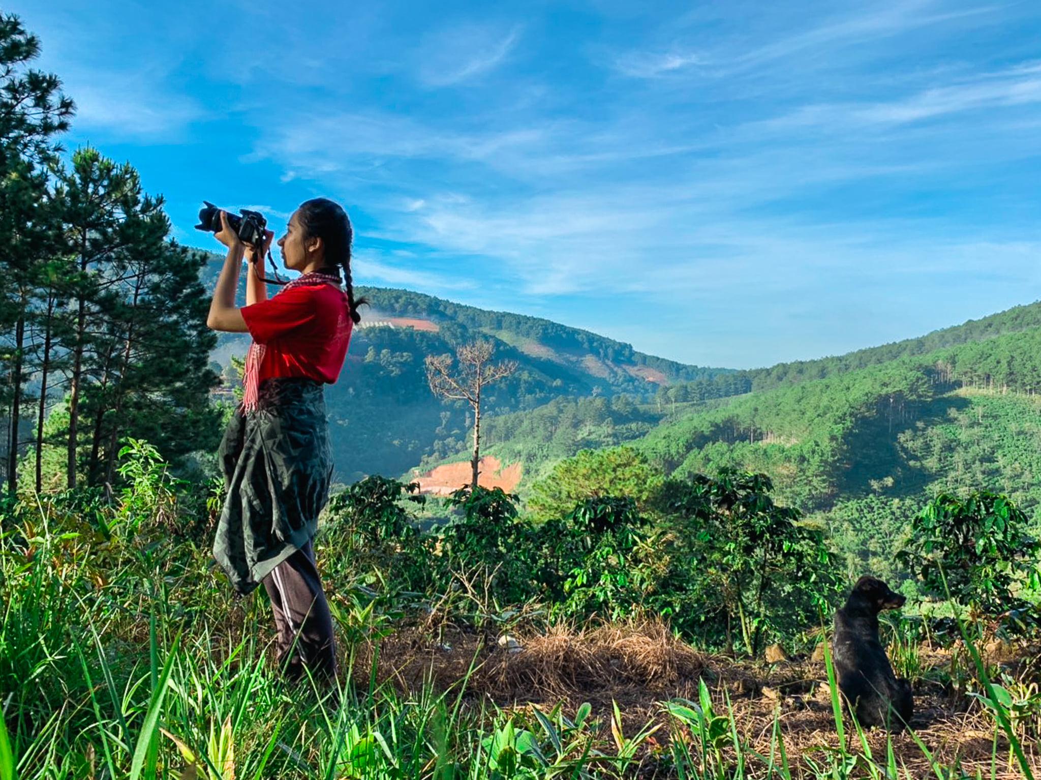 Chuyến du lịch cuộc đời | 21 tuổi – 1 mình – 1 Đà Lạt – 27 ngày – 3 triệu