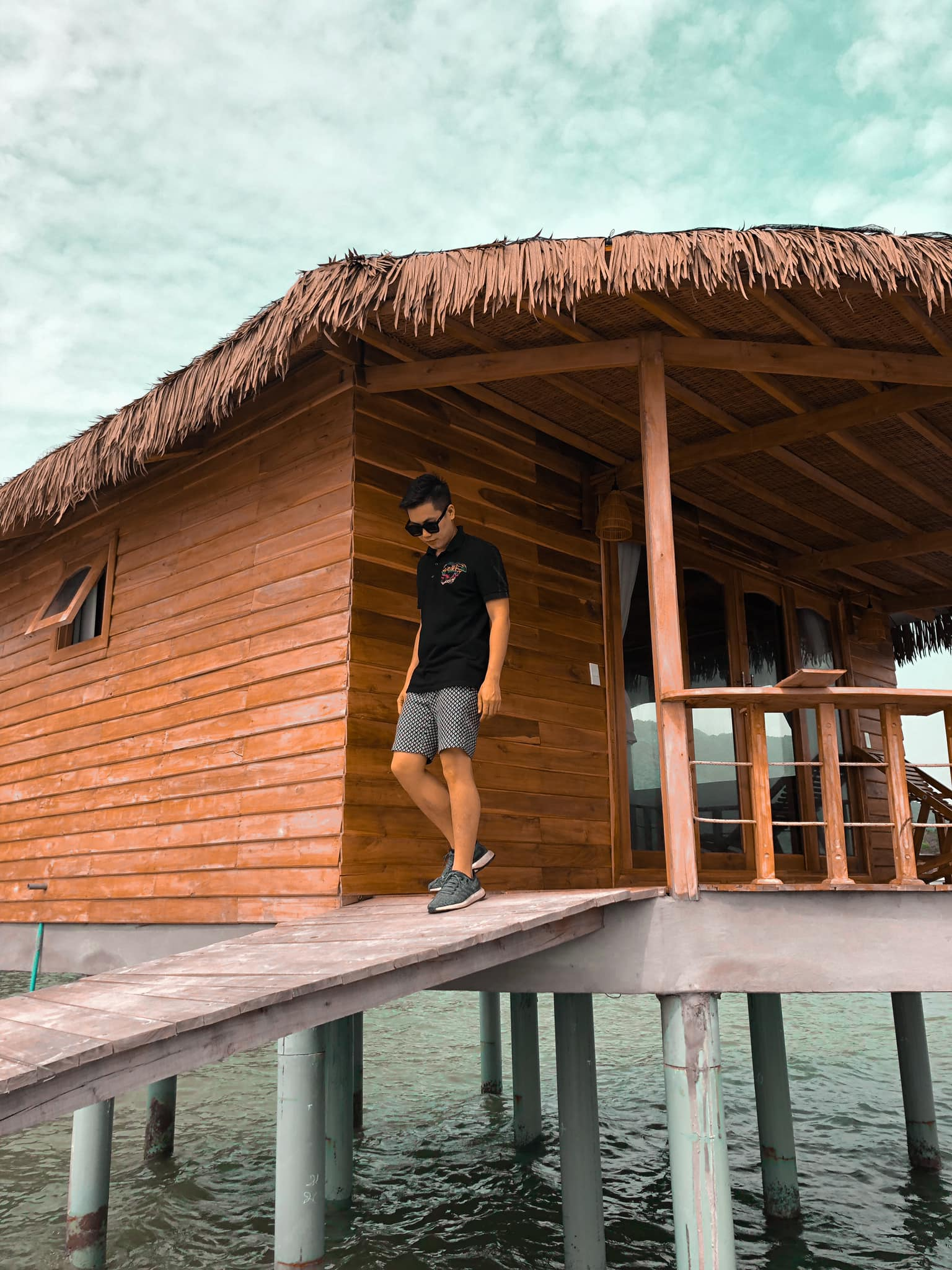 Check in Naomi Resort Phú Quốc – Maldives phiên bản Việt siêu đẹp, cực chill