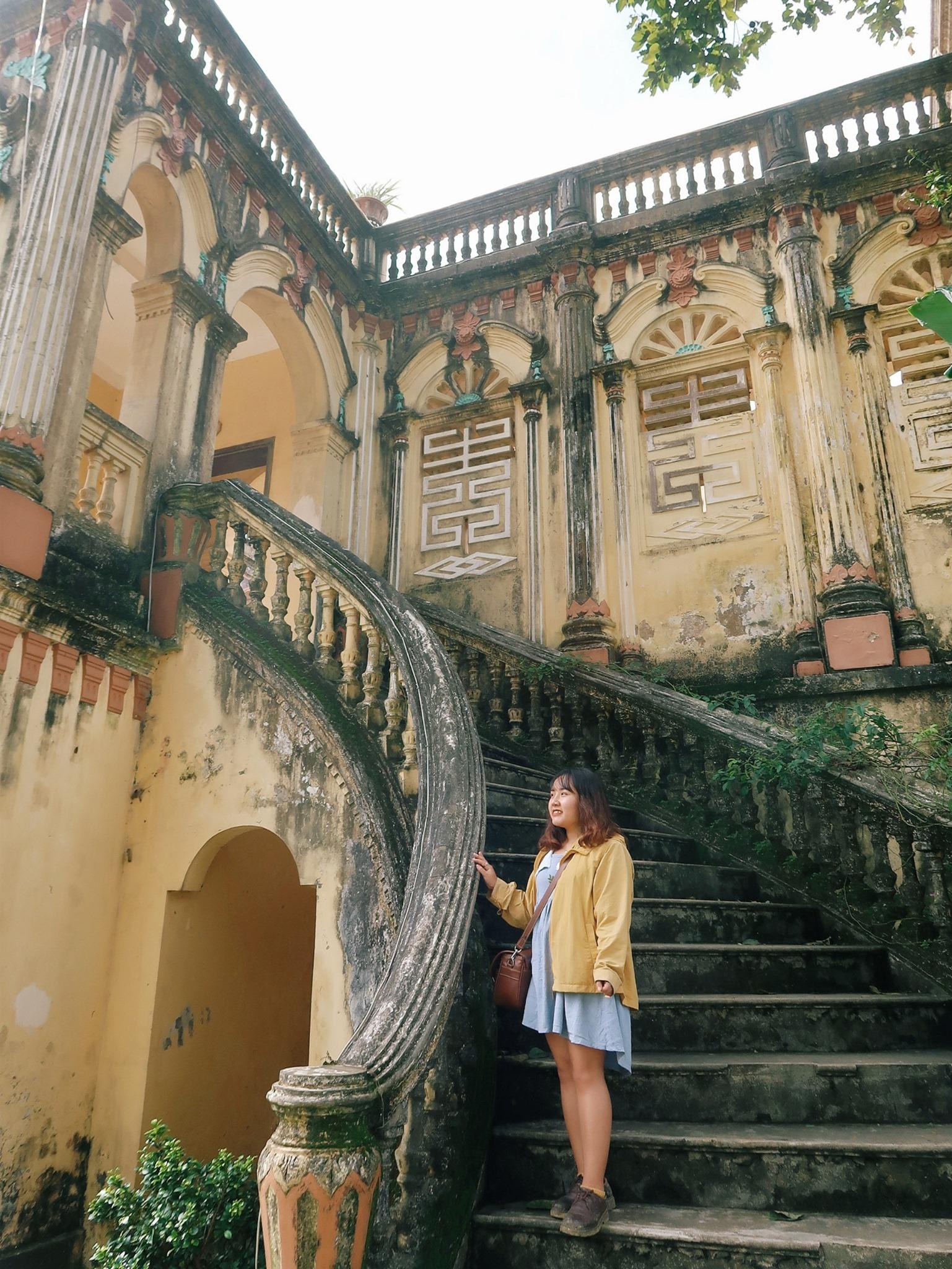 Dinh Hoàng A Tưởng với kiến trúc Á – Âu đặc sắc
