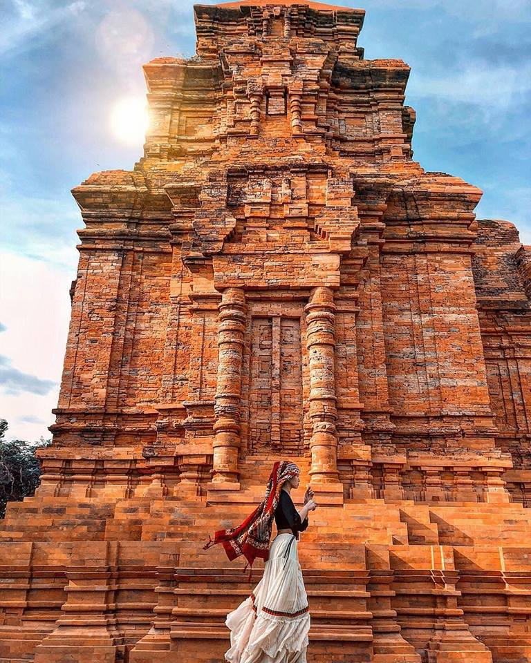 Tháp Chàm Poshanư