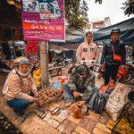 Chợ phiên Co Sầu, Trùng Khánh, Cao Bằng