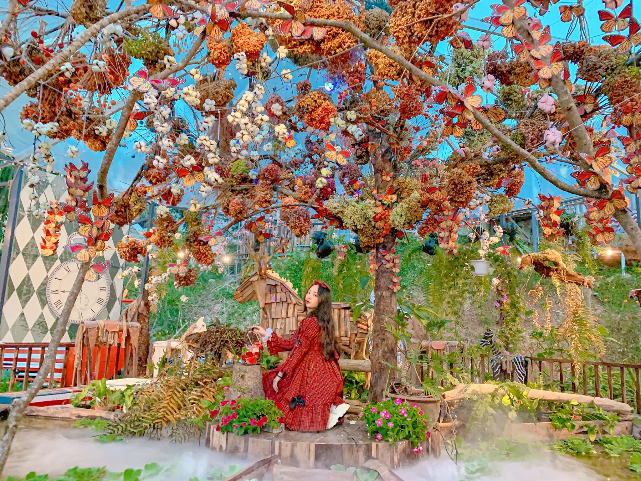 Magic Land Đà Lạt, Đà Lạt có gì chơi, Đà Lạt đi chơi ở đâu, du lịch Đà Lạt, phượt Đà Lạt