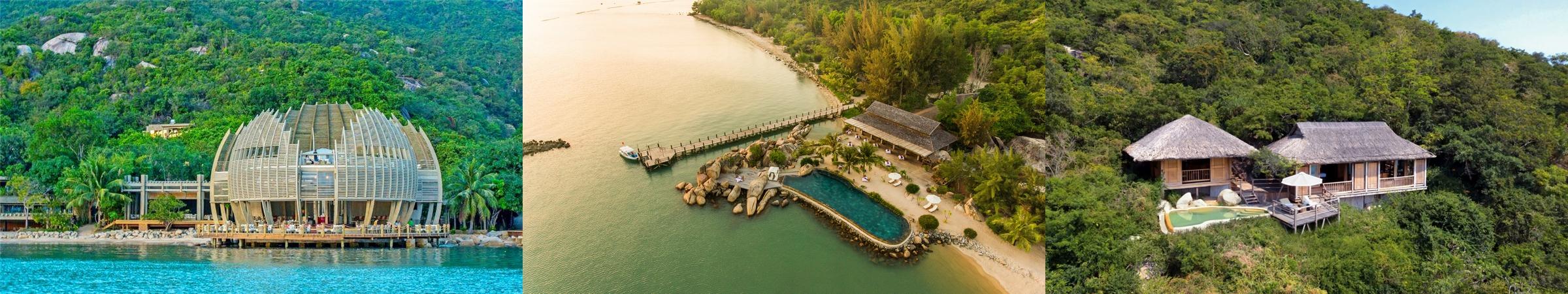 Không thể bỏ qua top 3 khách sạn đẹp ở vịnh Ninh Vân, Nha Trang