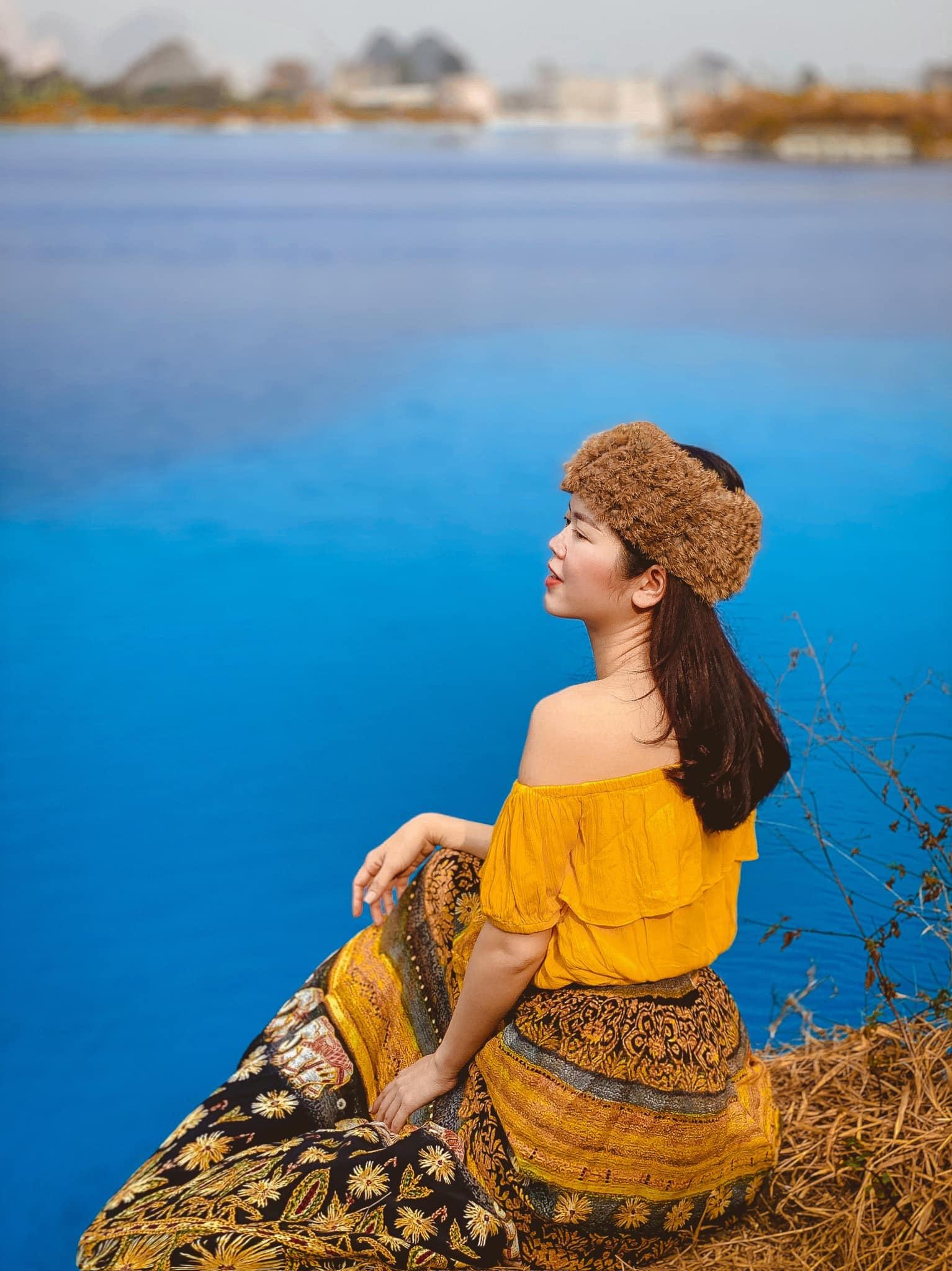 Check in Tuyệt Tình Cốc Hải Phòng – Hồ nước xanh siêu thực