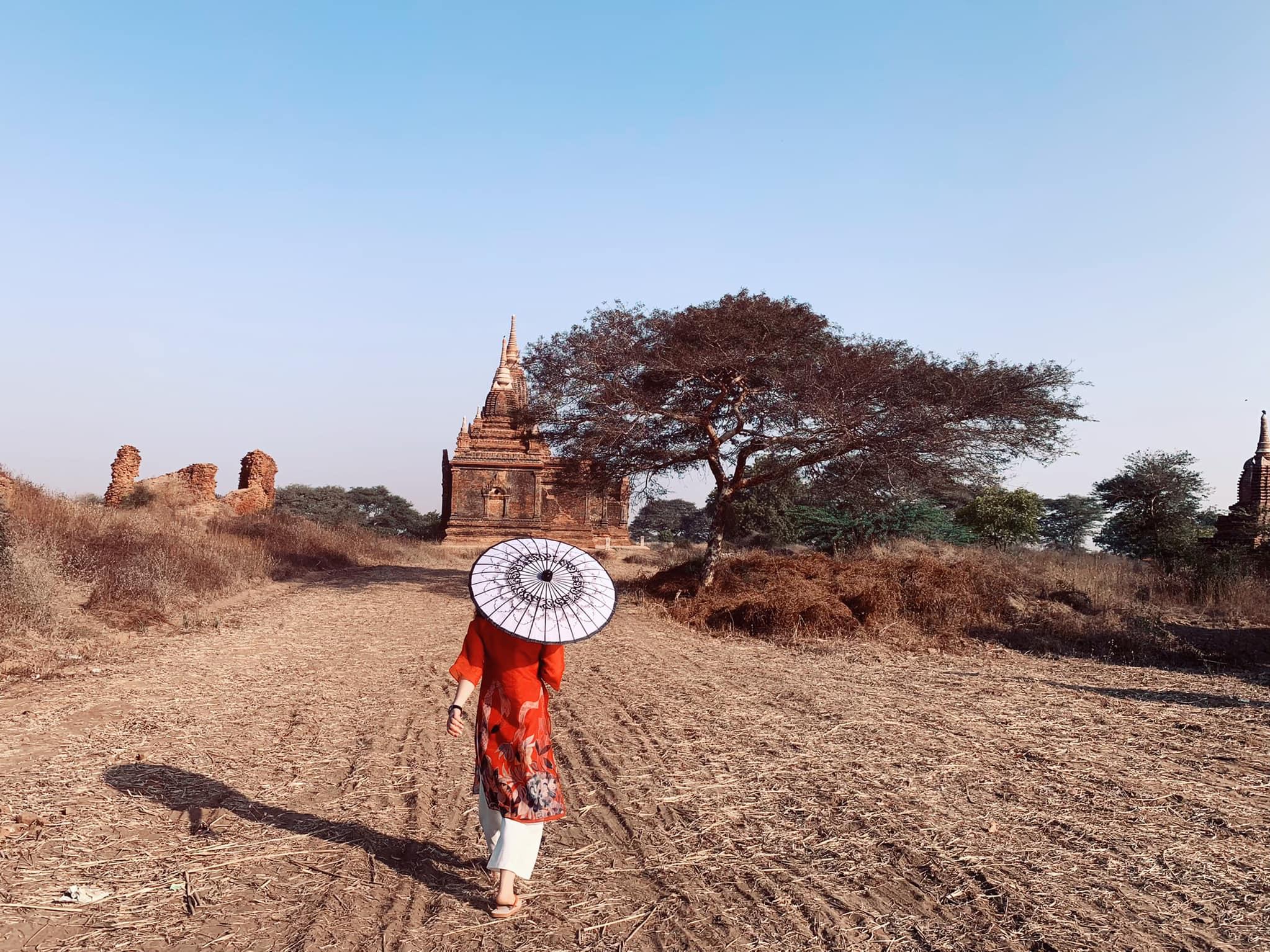 Bagan – Mandalay – Myanmar – Những điểm đến đẹp nhất mà bạn không nên bỏ qua