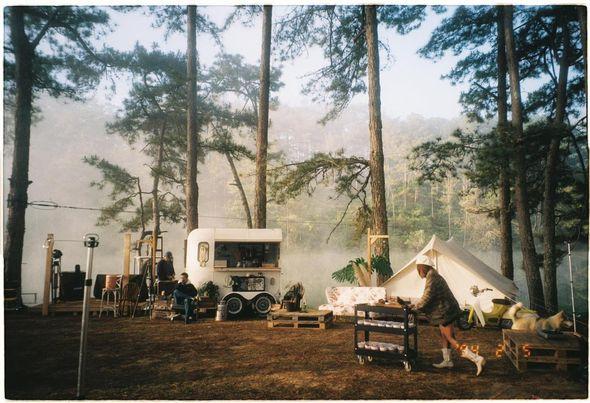 CampArt by Mợ Jen, campart by mo jen, camp art by mo jen