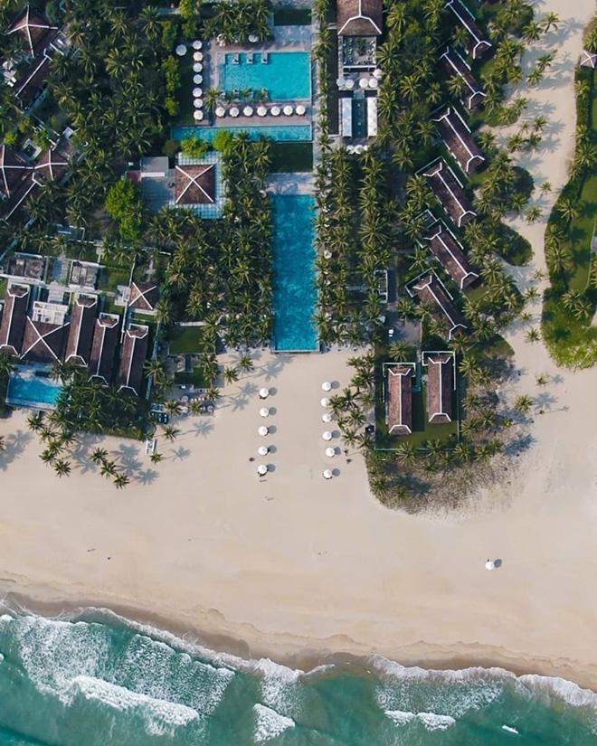 Dân du lịch hệ sang chảnh cứ đến Hội An là check-in resort 5 sao này, hóa ra là nơi được Forbes xếp hạng cao ngất