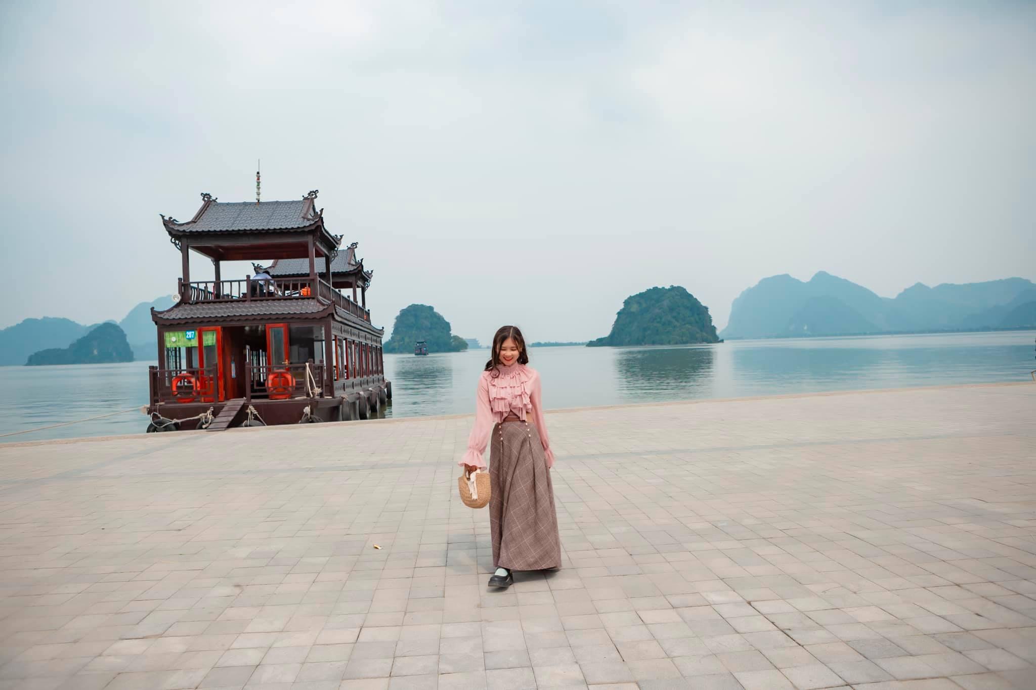 Checkin với chùa Tam Chúc –  ngôi chùa lớn nhất Đông Nam Á, đẹp như bức tranh