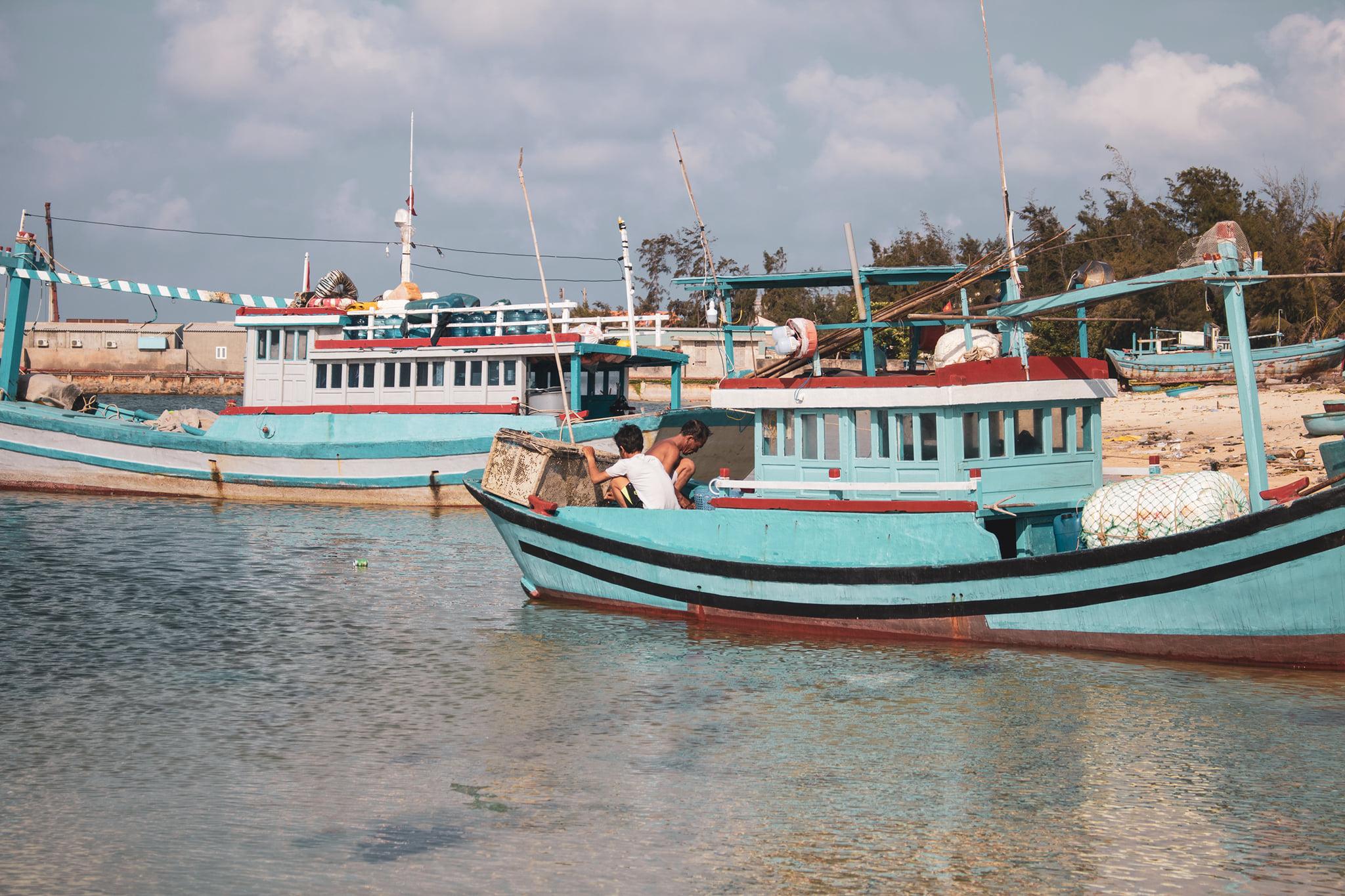 Du lịch đảo Phú Quý tháng 4 – xứ sở của những điều lạ kì