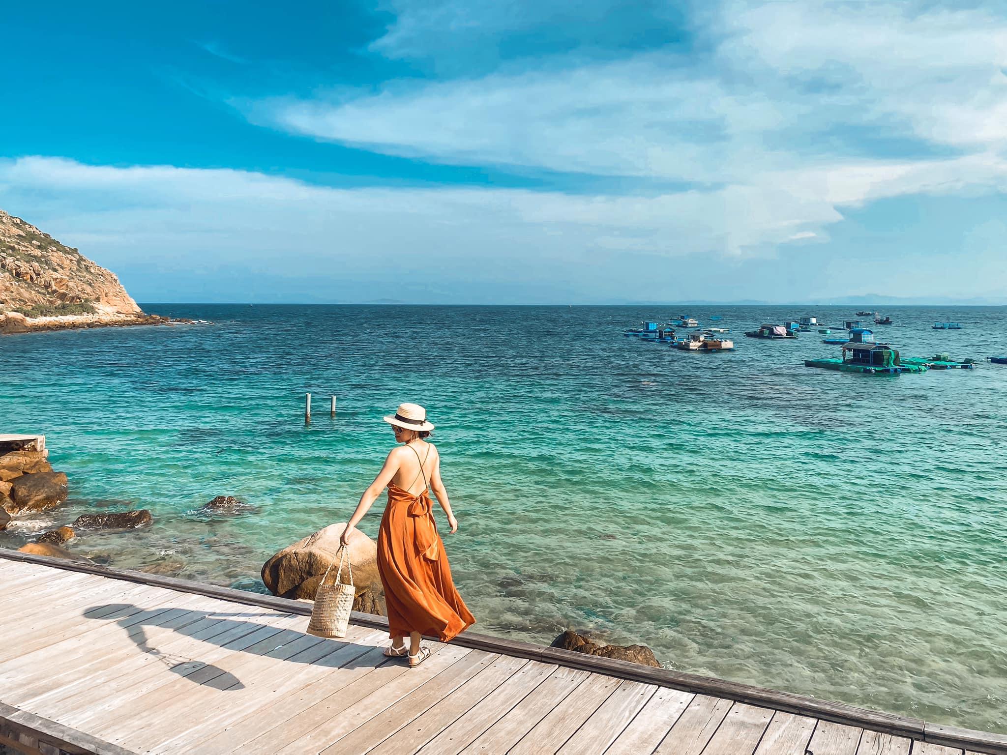 Du lịch Quy Nhơn – Phú Yên 4N3Đ tuyệt vời thu về bộ ảnh check in đỉnh cao