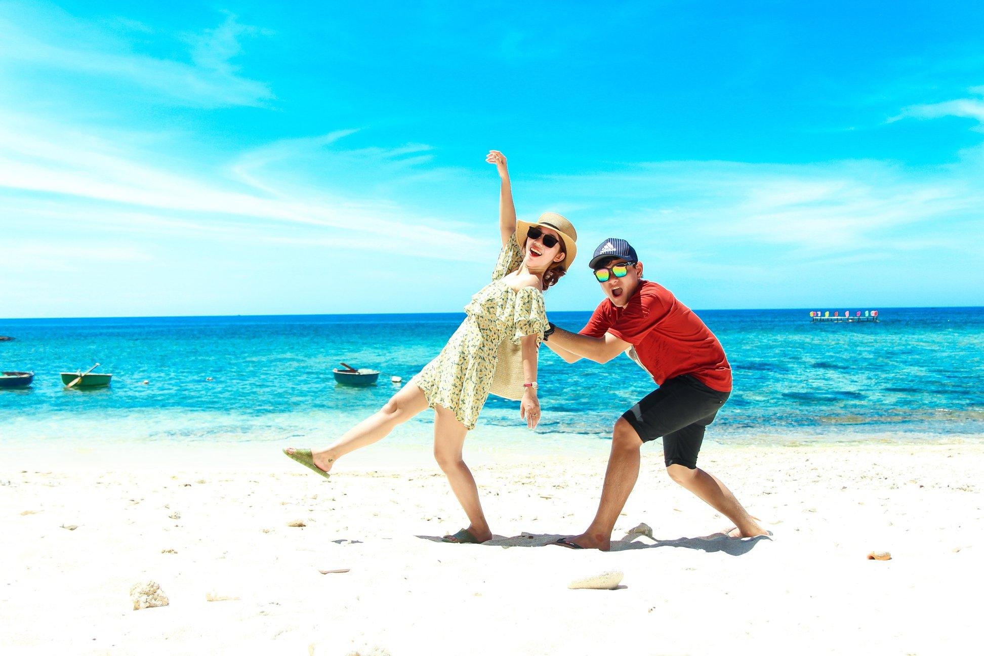 Du lịch đảo Lý Sơn tháng 6 – mùa biển đẹp nhất